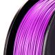 1.75 mm, 1kg PLA Filament For 3D Printer - Luminous Violet