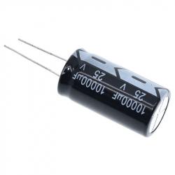 Electrolytic Capacitor 10000 uF, 25 V