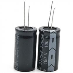Electrolytic Capacitor 2200 uF, 100 V