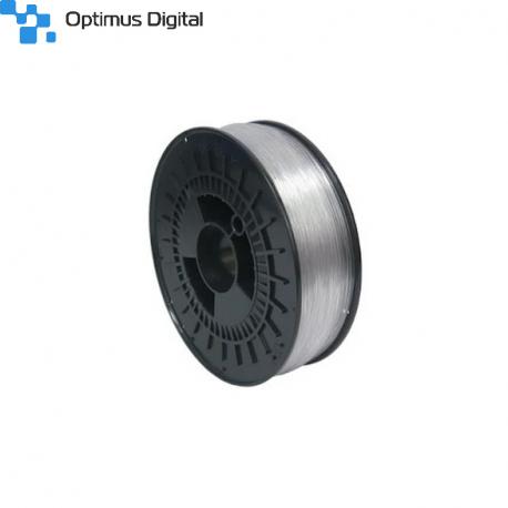 3D PETG Filament 1.75 mm 1 kg - Transparent