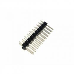 2 x 10p 2.54 mm Male Pin Header