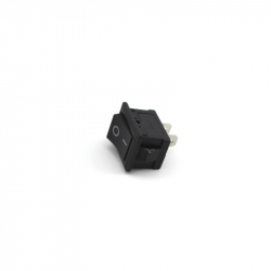 Small Black On/Off Switch
