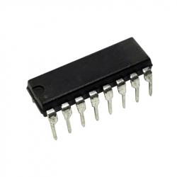 TDA1905-ST - 6 W Audio Amplifier + Muting 16p