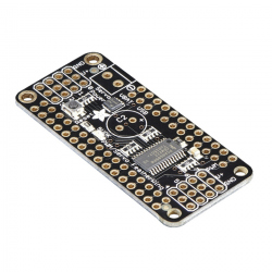 FeatherWing PWM/Servo with 8 Channels for all Feather Boards