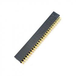 2 x 25p 2.54 mm Female Pin Header