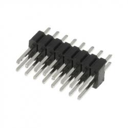 2 x 8p 2.54 mm Male Pin Header