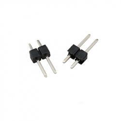 2 x 2p 2.54 mm Male Pin Header