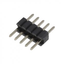 5p 1.27 mm Male Pin Header