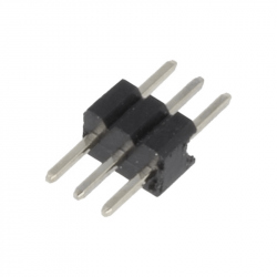3p 1.27 mm Male Pin Header