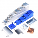 40 x 80 x 12 mm Water Cooled Heatsink