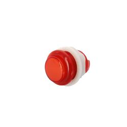 Arcade Button 24 mm - Red