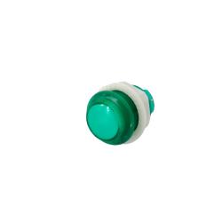 Arcade Button 24 mm - Green