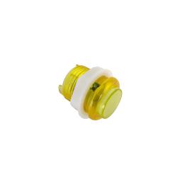 Arcade Button 24 mm - Yellow