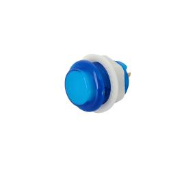 Arcade Button 24 mm - Blue