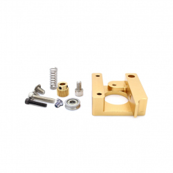 MK Aluminium Block with Normal Tip for the 3D Printer Head