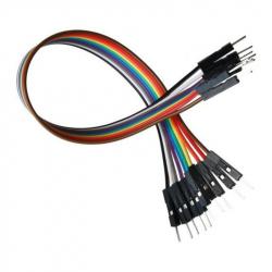 30 cm 10p Male-Male Wires