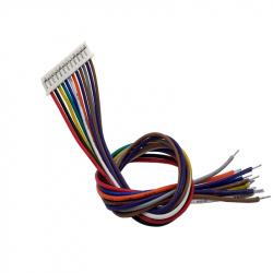 12p 1.25 mm Single Head Cable (30 cm)