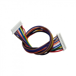 11p 1.25 mm Double Head Cable (15 cm)