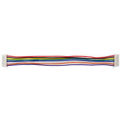 8p 1.25 mm Double Head Cable (20 cm)