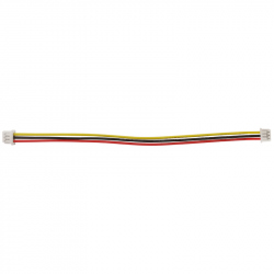 3p 1.25 mm Double Head Cable (15 cm)