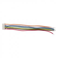7p 1.25 mm Single Head Cable (10 cm)