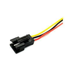 Cable with SM2.54-3p Male Connector (10 cm)