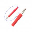 4mm Red Banana Plug