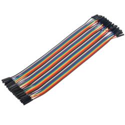 10 cm 40p Female-Female Wires