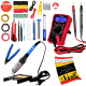 Plusivo Soldering Iron Kit with Digital Multimeter (unsealed, a little used)