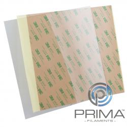 PrimaFil Pei ULTEM Sheet 400x400 mm - 0.2 mm