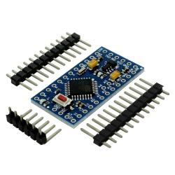 Placă de Dezvoltare Compatibilă cu Arduino Pro Mini (ATmega328p) 3.3V
