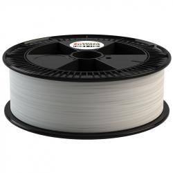 FormFutura Premium ABS Filament - Frosty White, 1.75 mm, 2300 g