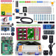 Plusivo Pi 4 Super Starter Kit with Raspberry Pi 4 with 4 GB of RAM and 32 GB sd card with NOOBs