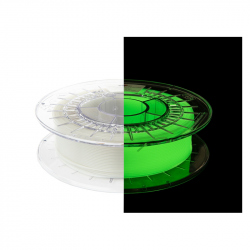 Filament PLA Special 1.75mm GLOW IN THE DARK 0.5kg
