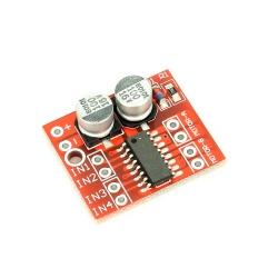 Miniature Dual Motor Driver Module (10 V, 1.5 A)