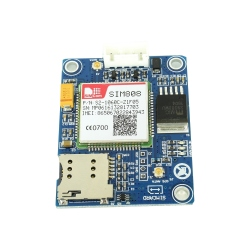 3 IN 1 GSM module, GPS and SIM808 Bluetooth with Antenna