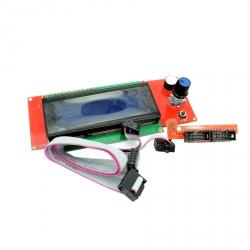 Panou de Control LCD 1204 pentru Reprap