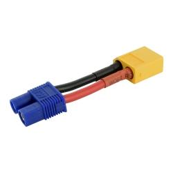 EC3 Famale - XT60 Male Connectors