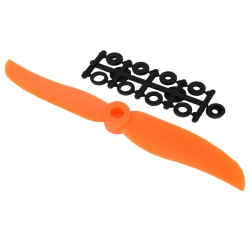Orange 1060 Propeller with 6 mm Hole