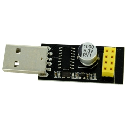 Interfață USB Serial pentru Modulele WiFi ESP-01