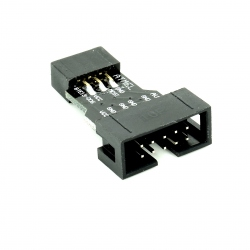 AVR ISP 6 Pin to 10 Pin Adapter