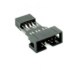 Adaptor AVR ISP de la 6 Pini la 10 Pini