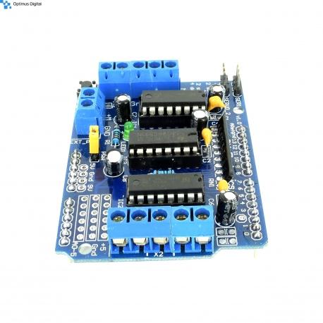 L293D motor control shield motor drive expansion board