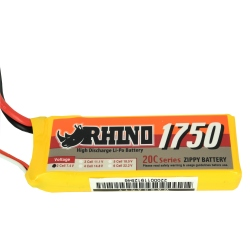 LiPo Rhino 7.4V 1750 mAh 20C Battery