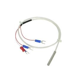 Senzor de Temperatura PT100 cu cablu de 0.5 m, Acuratețe de 0.1