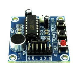 Modul inregistrare voce ISD1820