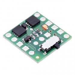 Comutator Mini MOSFET LV cu Protecție la Alimentare Inversă și Buton Lateral