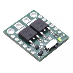 Comutator Big MOSFET HP cu Protecție la Alimentare Inversă și Buton Lateral