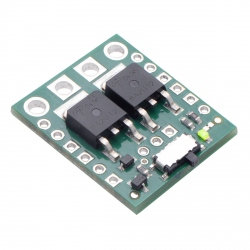 Mini MOSFET Slide Switch with Reverse Voltage Protection, MP