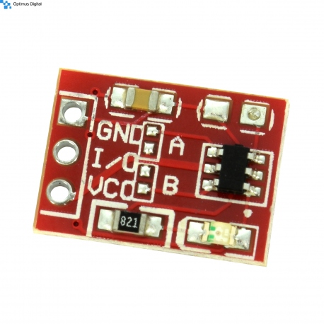 Modul cu Senzor Capacitiv TP223
